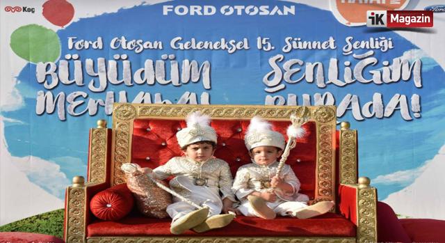 Ford Otosan Geleneksel 15. Sünnet Şenliği