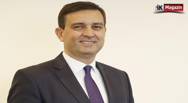 Ufuk Ümit Onbaşı QNB Finansinvest'in Yeni Genel Müdür Yardımcısı Oldu