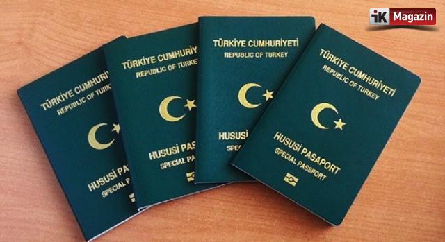İhracatçılara Hususi Damgalı Pasaport