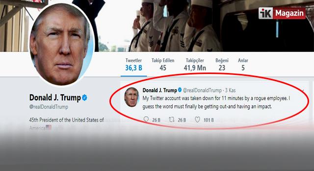 Trump'ın Twitter Hesabını Kapatan Twitter Çalışanı Türk Çıktı