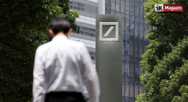 Deutsche Bank 7 Bin Kişiyi İşten Çıkarmaya Hazırlanıyor