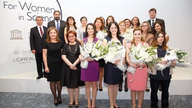 L'oreal'den Unesco İşbirliği İle Bilim Kadınlarına Destek