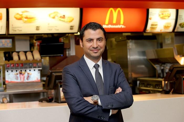McDonald's Türkiye'ye Yeni Operasyon Direktörü