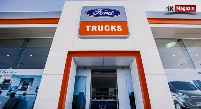 Serhan Turfan Ford Trucks Genel Müdür Yardımcılığına Atandı