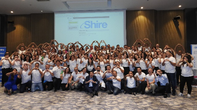 Shire Türkiye Çalışanlarından Protez İhtiyacı Olan Çocuklara Destek