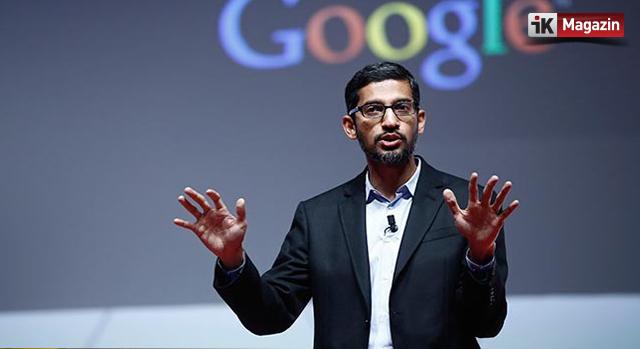 Google CEO'su Tarihin En Büyük Primini Alacak
