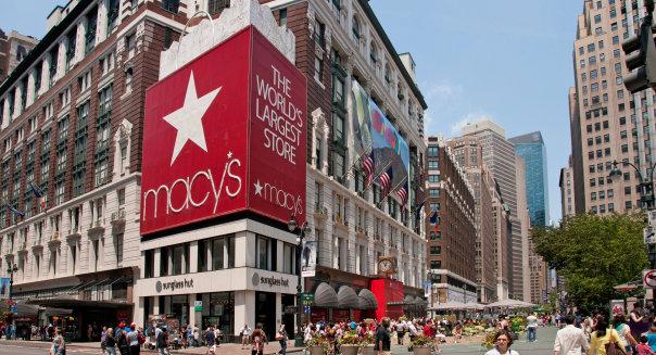 Macy's'den Dev İşten Çıkarma