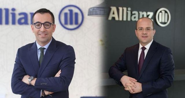 Allianz Türkiye'de Yeni Atamalar