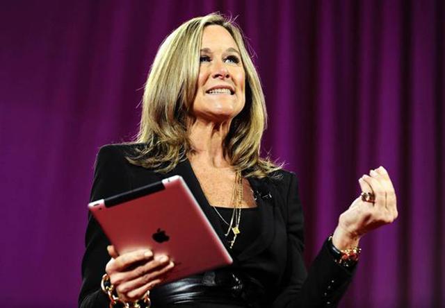 Apple'da CEO'dan Daha Fazla Para Kazanan Kadın