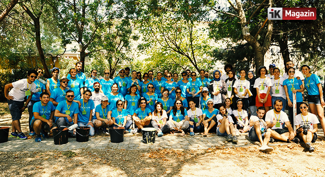 AbbVie Gönüllüleri Eğitim İçin Sahada