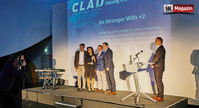 Engellilere İstihdam Fırsatı Projesi'ne Başkanlık Ödülü