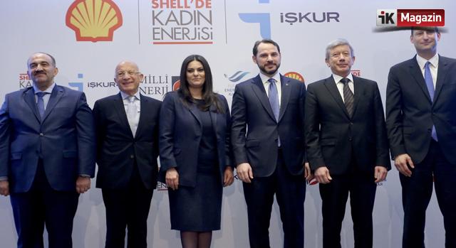 Shell İşkur İş Birliği İle 5 Bin Kadına İstihdam Sağlayacak