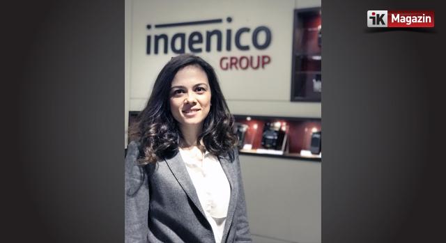 Ingenico Türkiye'ye Yeni İnsan Kaynakları Genel Müdür Yardımcısı Ataması