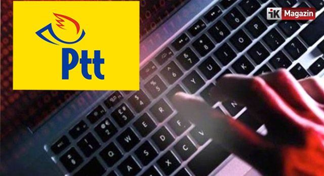 PTT'den Uyarı: Oltalama Maillerini Açmayın!