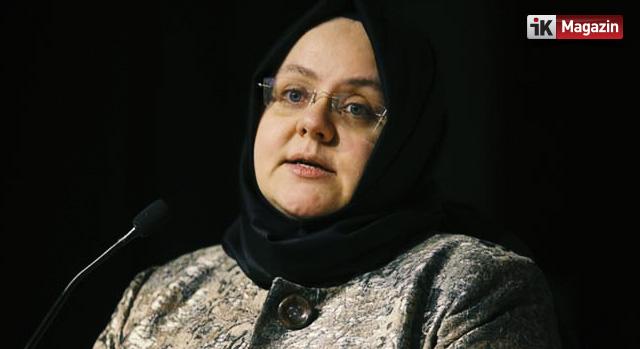 Yeni Çalışma Bakanı Zehra Zümrüt Selçuk Oldu