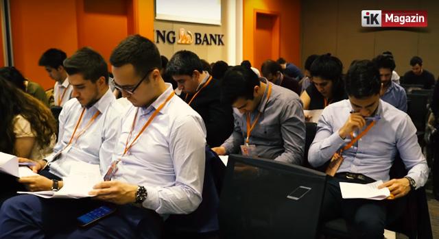 ING Bank Genç Yeteneklere Kapılarını Açtı