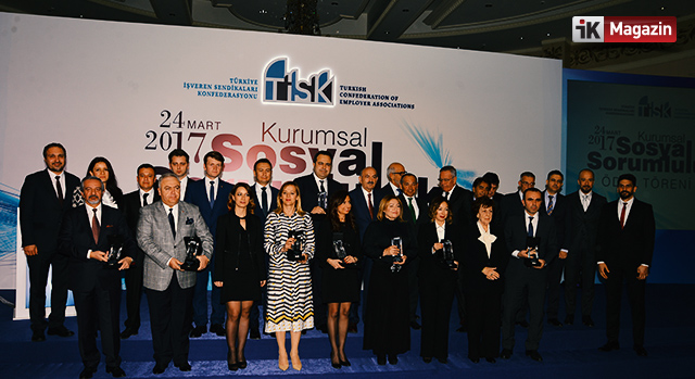 Rönesans Holding'e TİSK'ten Özel Ödül
