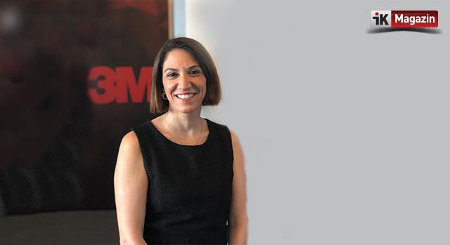 3M Türkiye İnsan Kaynakları Direktörü Ceyla Beller Özgün Oldu