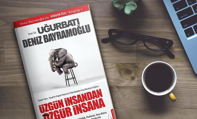 Uğur Batı ve Deniz Bayramoğlu'ndan İlham Veren Bir Kitap