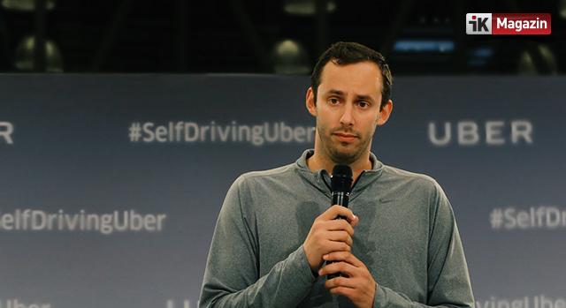 Uber O Mühendisi İşten Çıkardı
