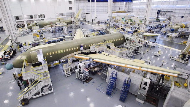 Bombardier 5 Bin Kişiyi İşten Çıkarıyor