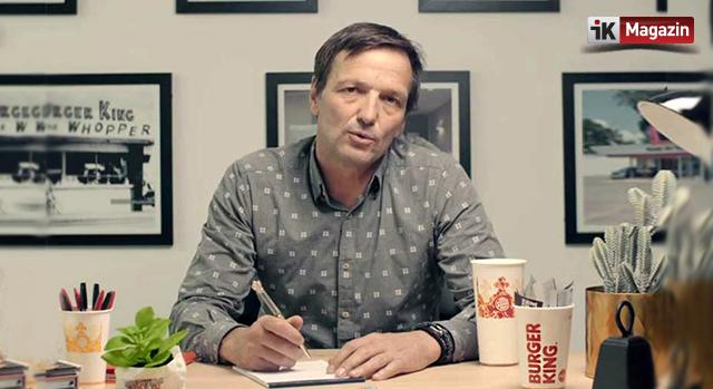 Burger King'den Dünyanın En Lezzetli Ödülü