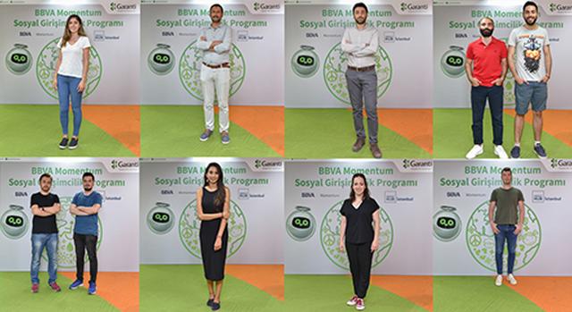 Garanti Bankası BBVA Momentum Sosyal Girişimcilik Destek Programı Başlıyor