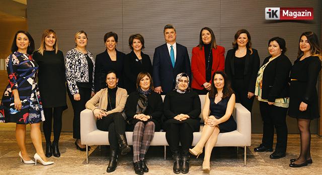 Girişimci Kadın Liderler Programı 2017 Dönemi Başladı