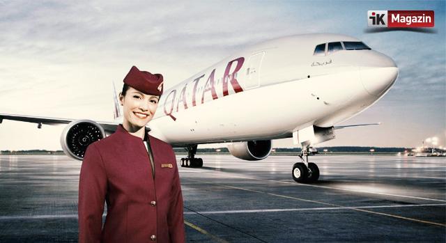 Qatar Airways Türkiye'de Eleman Alımı Yapacak