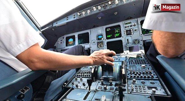 Pilotun İnsan Kaynaklarına Attığını Sandığı Mail Ortalığı Karıştırdı