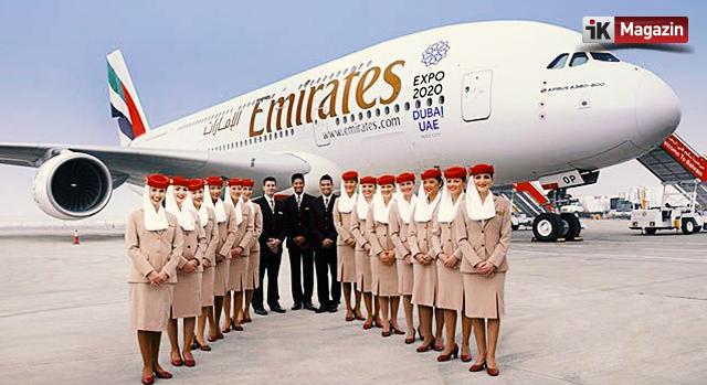 Emirates 74 Bin Lira Maaşla Türk Pilot Çalıştıracak