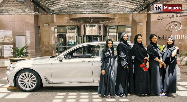 Hilton'dan Suudi Arabistanlı Kadın Çalışanlarına Destek