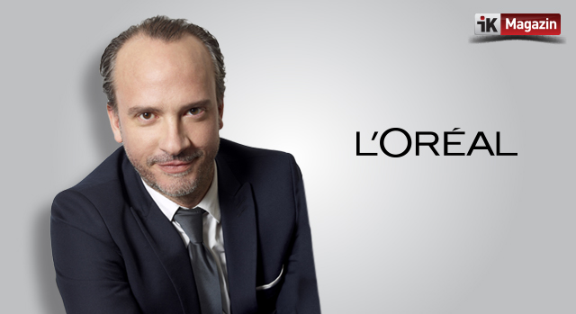 L'Oréal Türkiye'nin Yeni Genel Müdürü