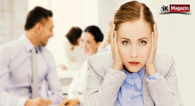 İş Arkadaşları Tarafından Yapılan Rahatsız Edici Davranışlar