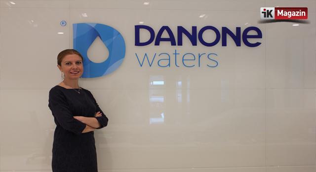 Danone Hayat Su Pazarlama Direktörlüğü'nde Yeni Atama