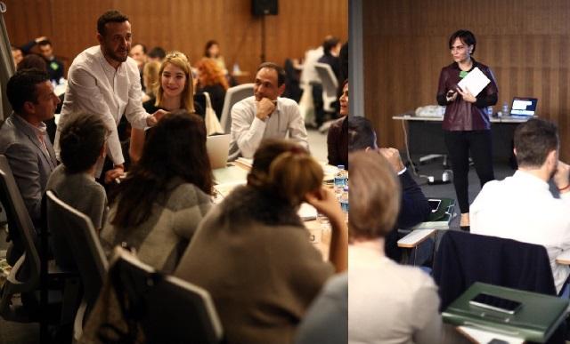 Zorlu Holding Çalışanları Sürdürülebilirlik Çalıştayındaydı