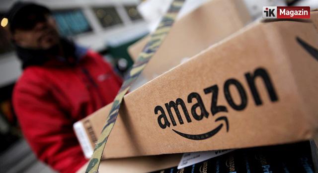 Amazon İstanbul'a Geliyor