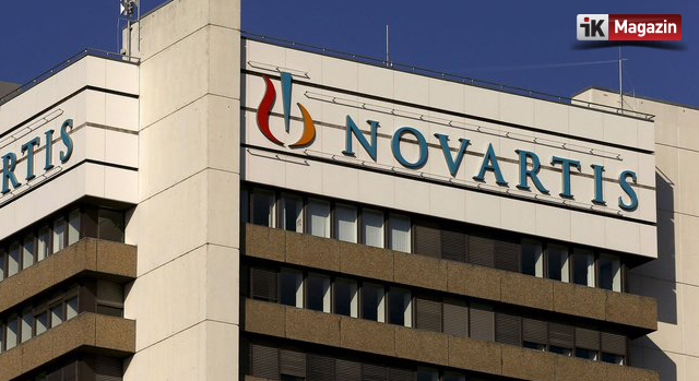 Novartis Türkiye'den Globale Atama