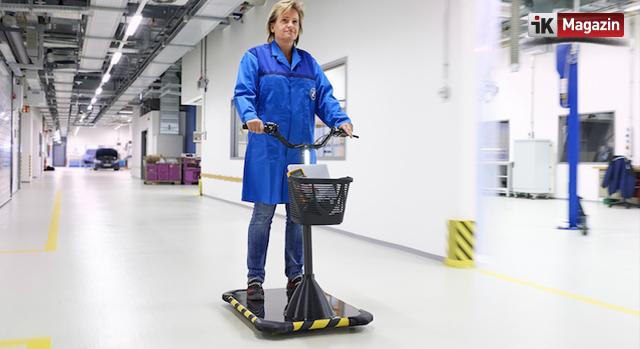 BMW'den Fabrika Çalışanlarına Elektrikli Araçlar