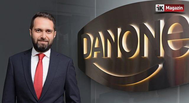 Danone Türkiye'ye Yeni Genel Müdür