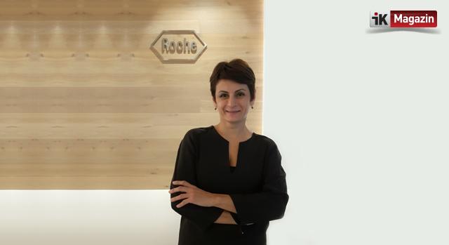 Roche İlaç Türkiye'ye Yeni İnsan Kaynakları Direktörü