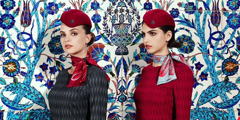 Türk Hava Yolları'nın Yeni Kıyafetleri 2018