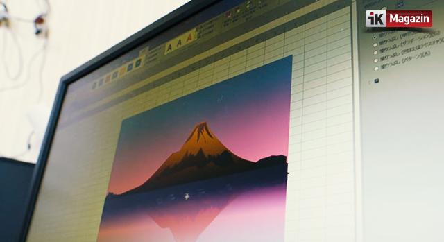 Excel'de Yaptığı Resimler Yok Satıyor