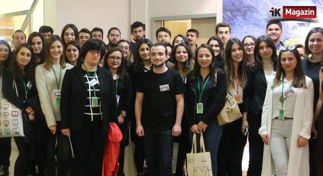 Migros Kariyer Günü'nde Öğrencilerle Buluştu