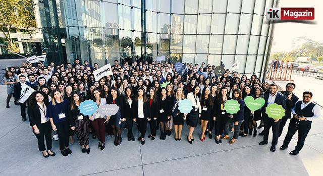 Deloitte Türkiye Ailesine 200 Yeni Üye