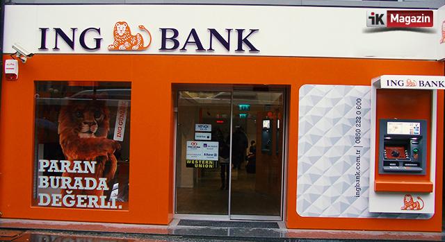ING Bank Şubelerine Süt Odası Kuruyor