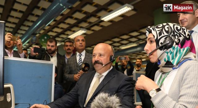 Turkcell'den Diyarbakır'da 300 Kişiye İş İmkanı