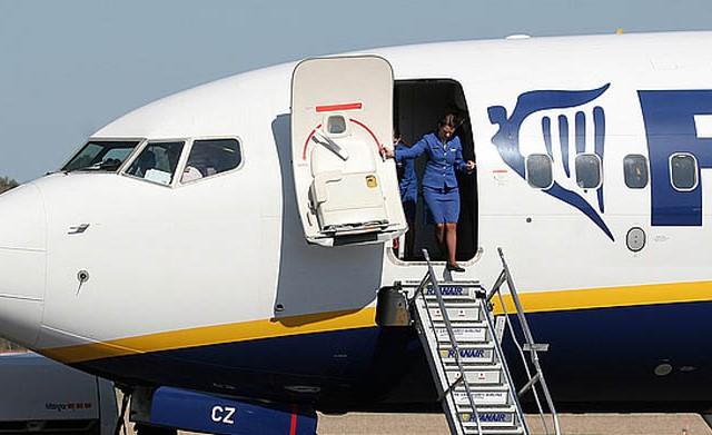 Ryanair'de Kabin Çalışanları İsyanalarda