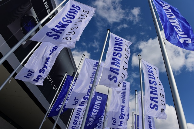 Samsung Electronics Türkiye'ye Yeni GMY