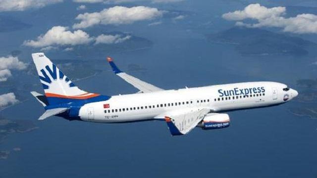 SunExpress Türkiye'nin En Emniyetli Hava Yolu Seçildi